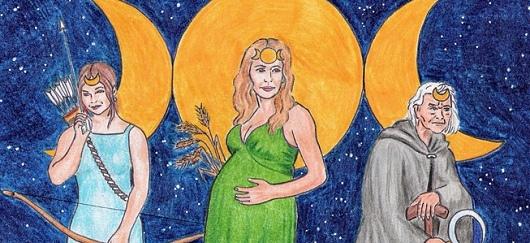 tři bohyně