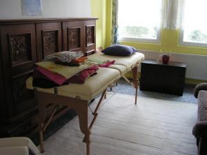 Terapeutická místnost
